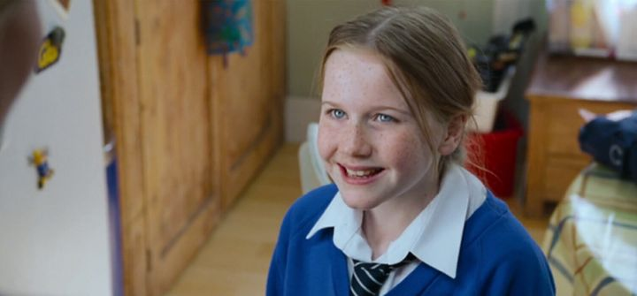 Lulu Popplewell played Emma Thompson's daughter Daisy in the 2003 movie.
