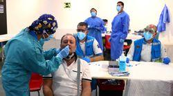 Los científicos de Oxford desarrollan un test de antígenos que que da resultados en cinco