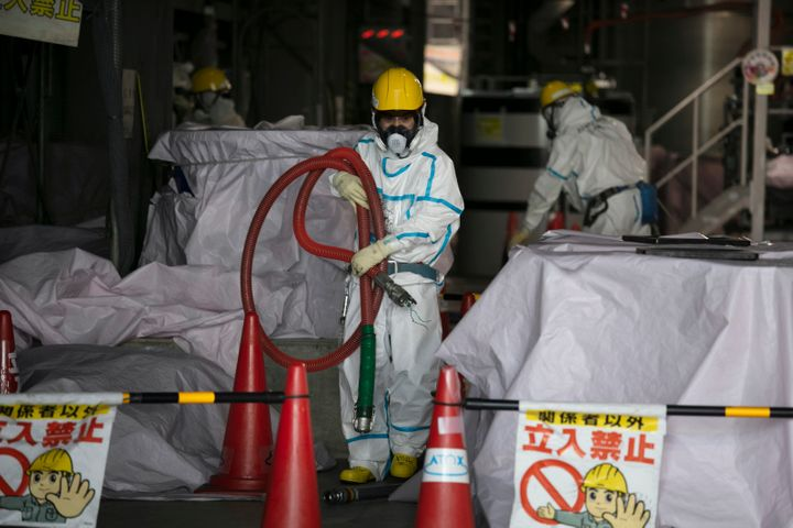 Nine years ago, on March 11, 2011, a magnitude 9.0 quake and tsunami destroyed key cooling functions at the plant, causing a
