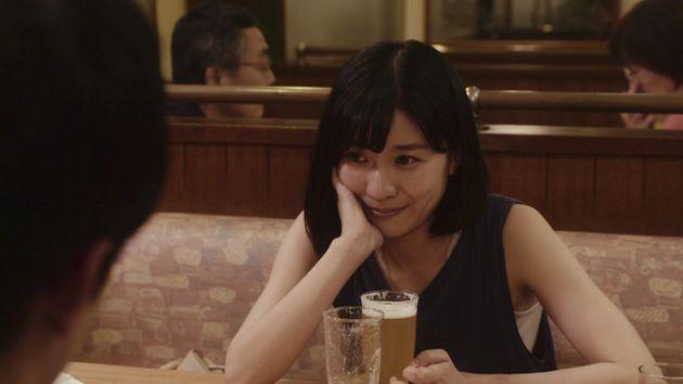 土村芳さんが演じたヒロイン・浮世