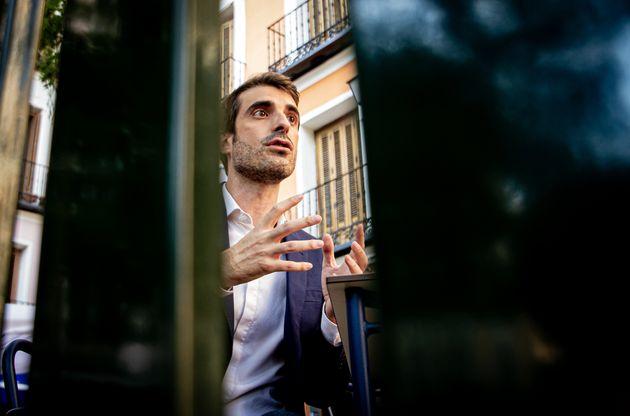 Pablo Simón, en