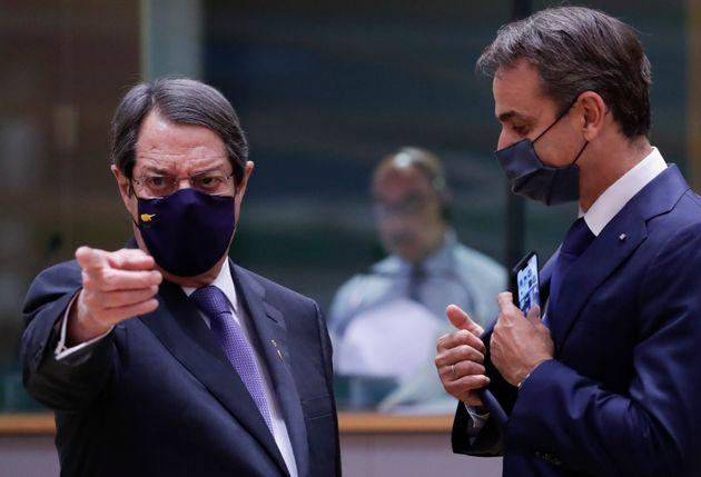 Σύνοδος Κορυφής: Ελλάδα και Κύπρος ζητούν από την Ε.Ε. περισσότερη πίεση στην προκλητική