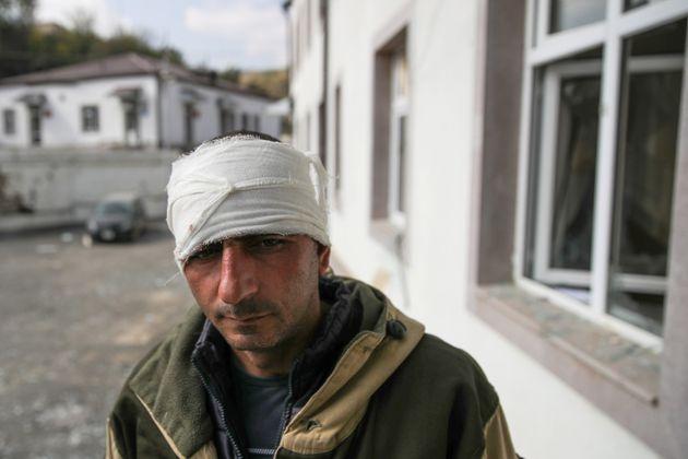 Το Αζερμπαϊτζάν βομβάρδισε στρατιωτικό νοσοκομείο στο Ναγκόρνο