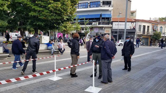 Σε κατάσταση lockdown η Κοζάνη λόγω αυξημένων κρουσμάτων