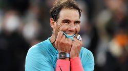 El reloj de más de un millón de euros con el que Rafa Nadal ha jugado Roland