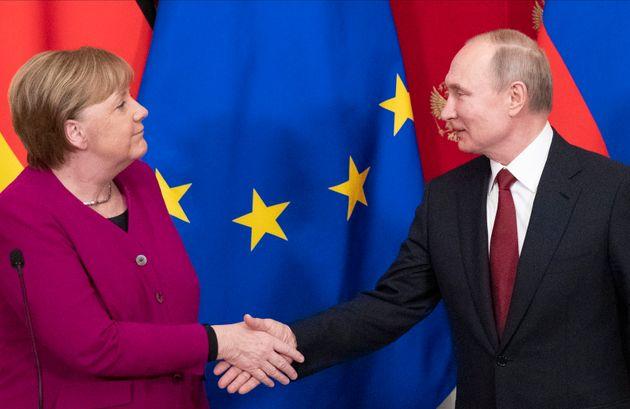 O Πούτιν, ο Ερντογάν και η