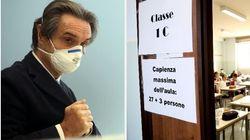Altri 2.491 casi in Lombardia. Verso la