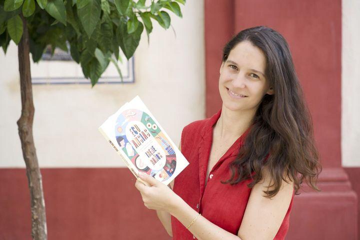 Irene Baños, autora de 'Ecoansias'.