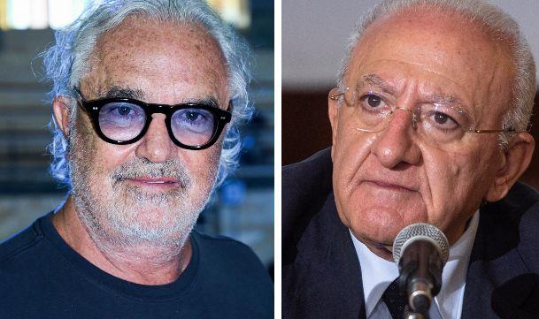Flavio Briatore; Vincenzo De