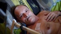 Alain Cocq cesse sa grève des soins et veut se rendre en