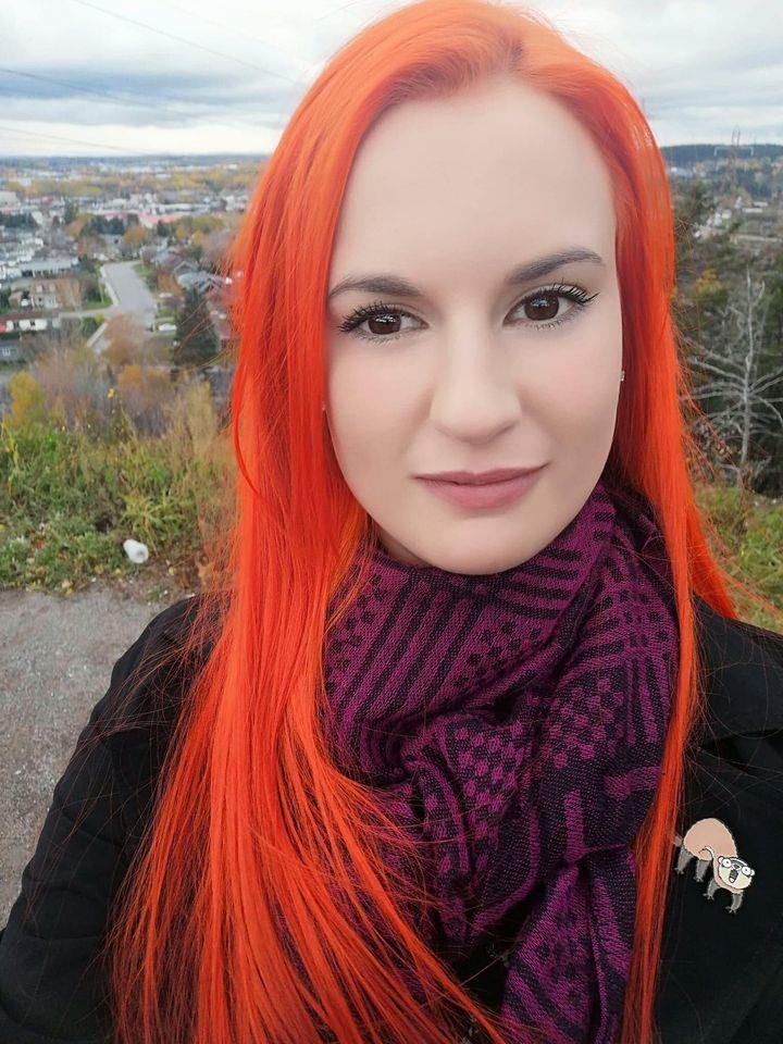 Katia Bissonnette, psychologue