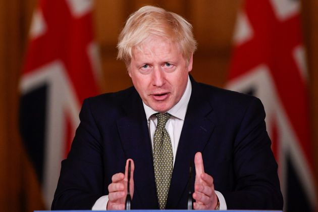Boris Johnson Threatens To Impose Manchester Lockdown Even If Local Leaders Object