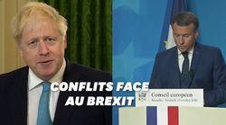 Johnson menace l'UE d'un no-deal à moins d'un