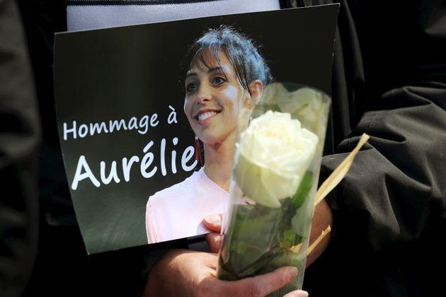 Aurélie Châtelain était âgée de 32 ans quand elle a été...