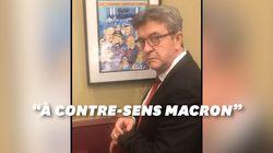 Contre le couvre-feu, Jean-Luc Mélenchon reprend