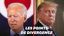 2e débat Trump-Biden: 5 sujets sur lesquels ils pourraient s'opposer (s'ils ne s'écharpent