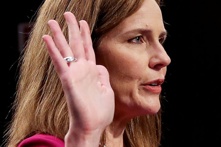 If confirmed, Judge Amy Coney Barrett will become President Donald Trump's third Supreme Court appointee in four years.