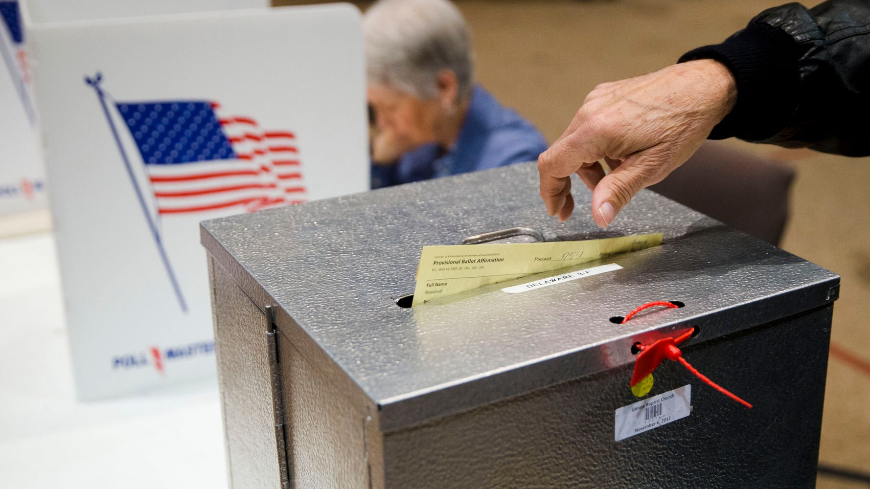 What Is A Provisional Ballot, Anyway?