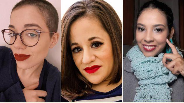 Beatriz Bebiano, Helô Rocha e Manu Aguiar relatam situações capacitistas comuns em seu dia a dia como