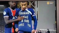 Le message touchant de Mbappé à Lucas, un enfant malade, après son but face à