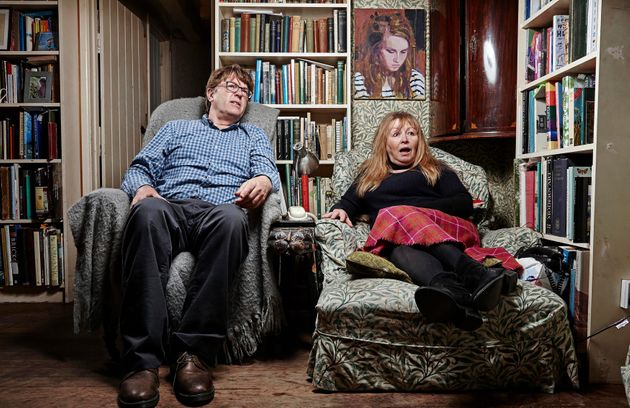 Gogglebox Star Mary Says Show Saved Her Marriage To Husband Giles