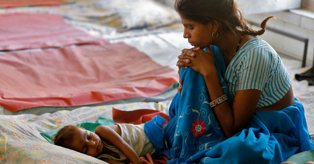 India Ranks 94 In Global Hunger Index Below Bangladesh, Pakistan