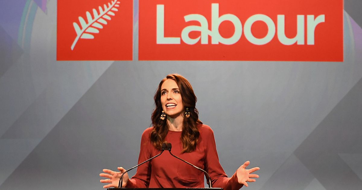 Jacinda Ardern Wins Landslide Victory In New Zealand's General Election