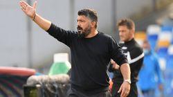 Gattuso demolisce l'Atalanta e si rammarica: