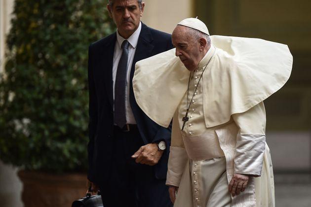 El papa Francisco, el pasado 25 de