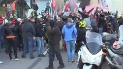 Covid, il primo derby di Milano durante la pandemia: cori e assembramenti sotto san Siro