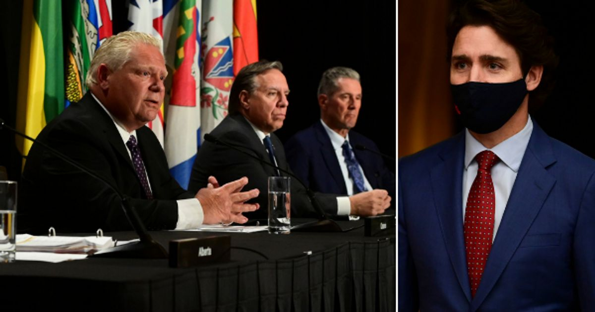 Is Pandemic Unity Between Ottawa And The Provinces Starting To Slip? (Analysis)