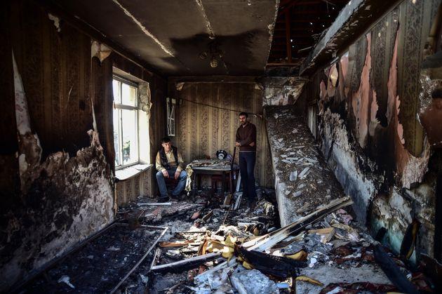 Κατάπαυση πυρός στο Ναγκόρνο Καραμπάχ ανακοίνωσε η