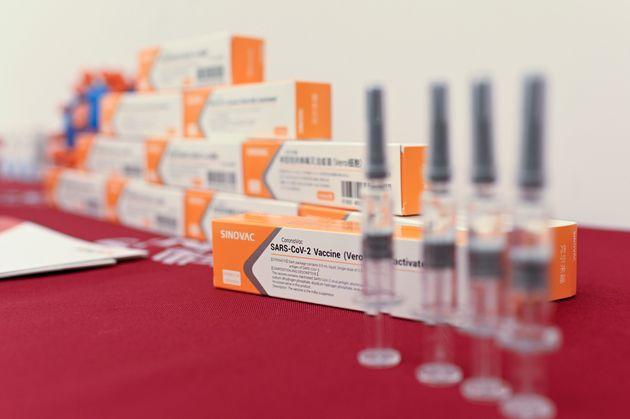 Les vaccins de Sinovac Biotech, une des 11 entreprises chinoises qui ont été autorisées à avancer fin...