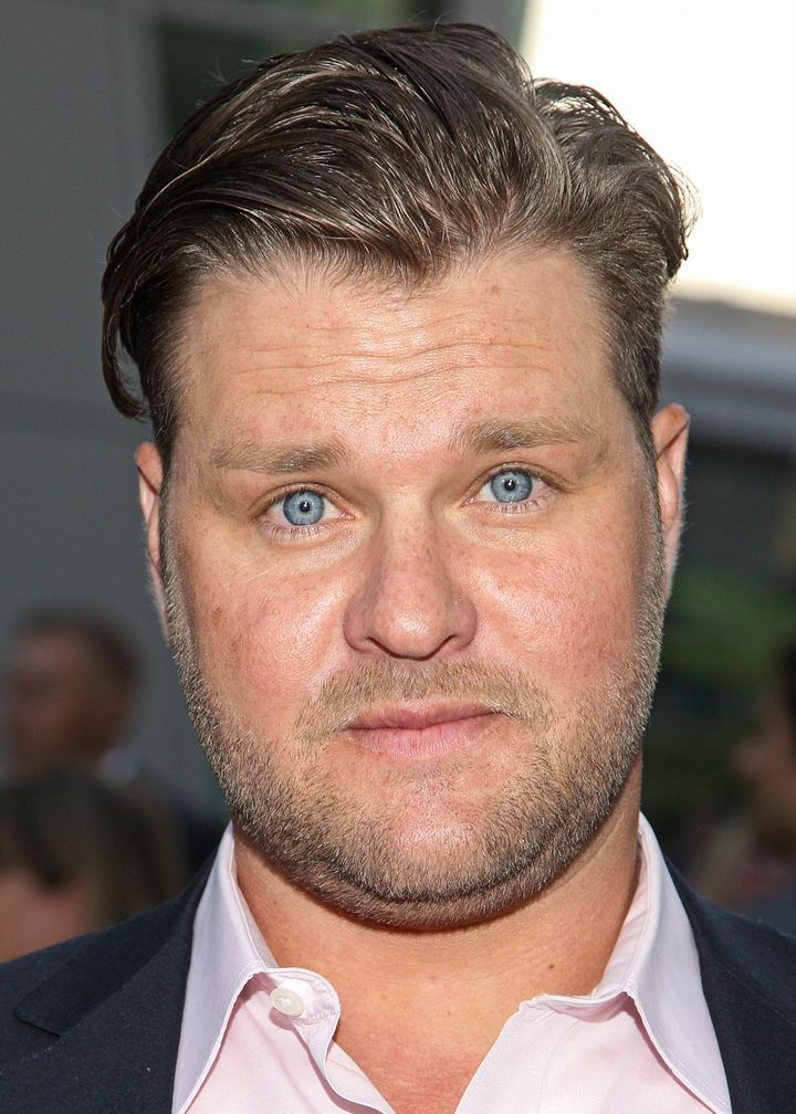 "Actor Zachery Ty Bryan arrives at the premiere of ""Dark Tourist"" in August 2013."