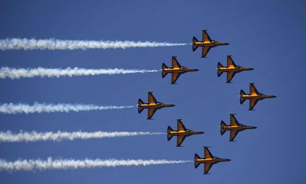 (자료사진) 공군 특수비행팀