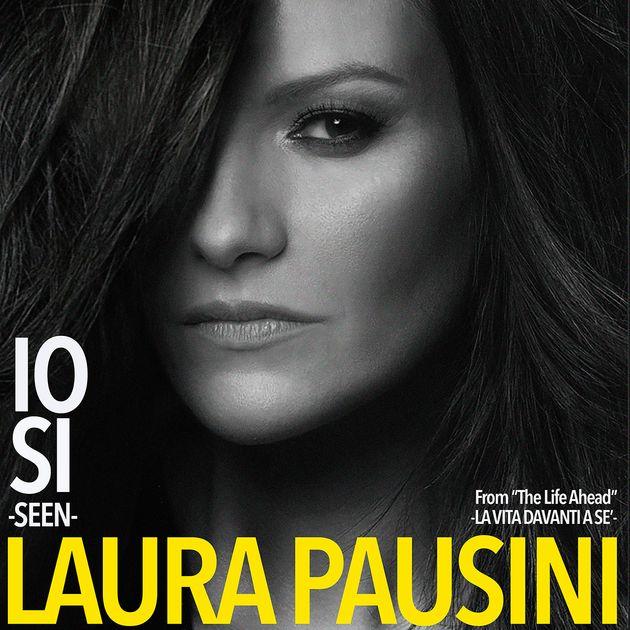 Portada de la canción de Laura Pausini, banda sonora de la película La vida ante sí con Sofia
