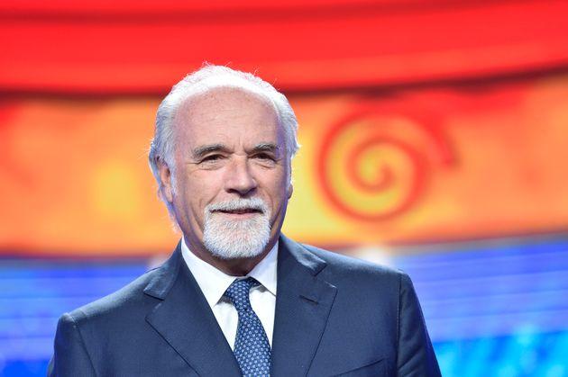 22/09/2016, Milano, photocall della trasmissione televisiva Striscia la Notizia. Nella foto Antonio