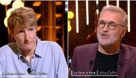 """Laurent Ruquier fait son """"mea culpa"""" à Alice Coffin après avoir lu son"""