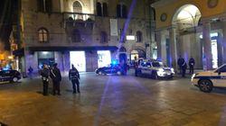 Spara alle 2 di notte in piazza a Reggio Emilia: