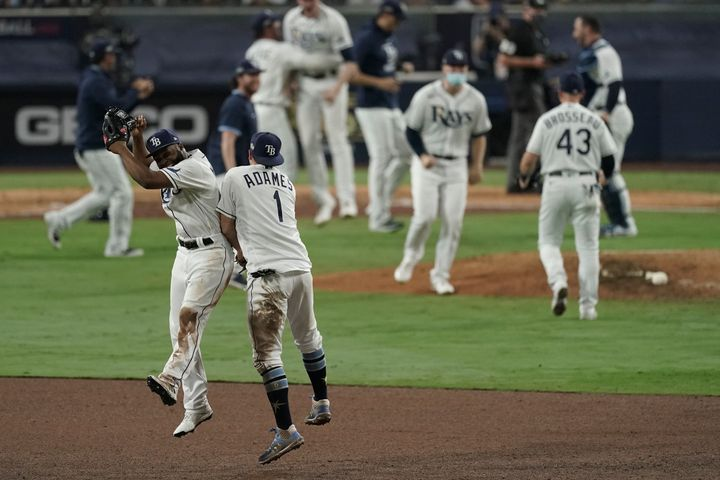 Tampa Bay Rays Headed To World Series