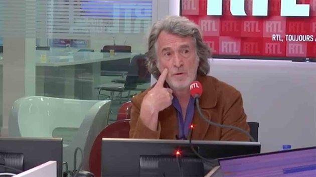 Le 16 octobre sur RTL, François Cluzet s'en est pris à plusieurs personnalités (Éric Zemmour, Jean-Marie ...