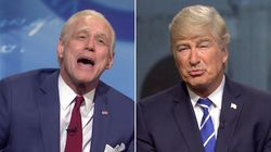 Baldwin's Trump And Carrey's Biden Offer Very Different Town Halls On