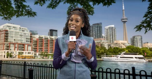 Issa Rae as the