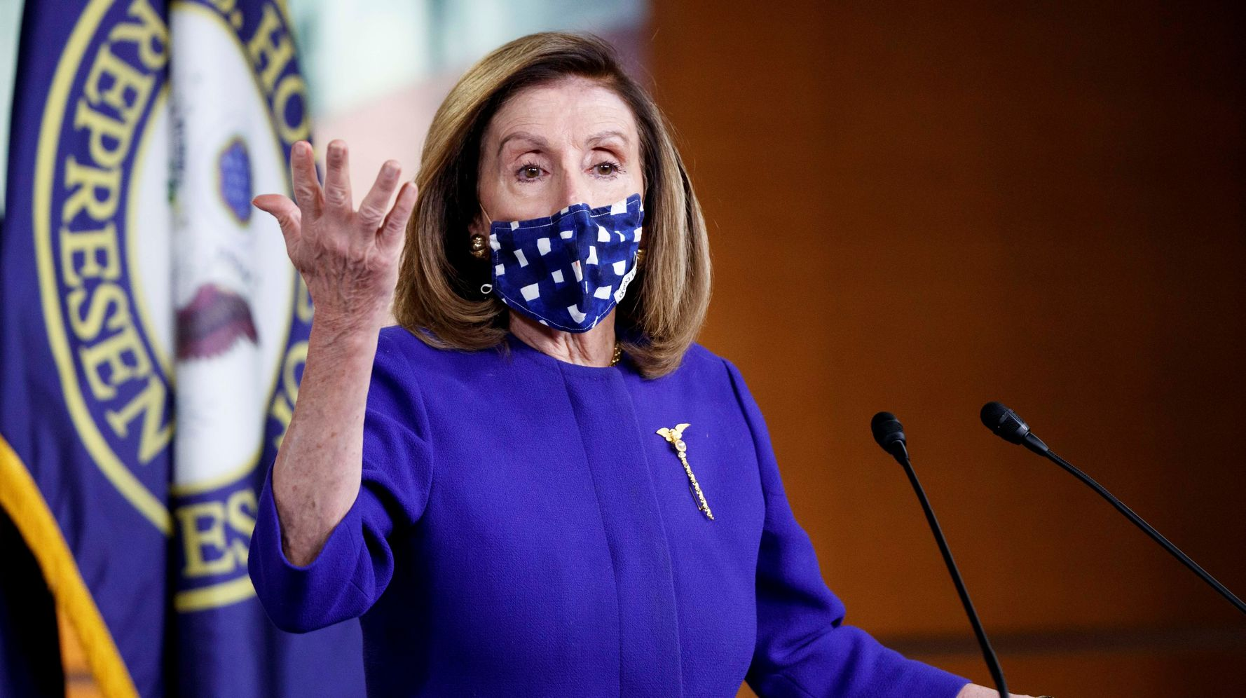 Nancy Pelosi: Pandemic Relief Needs A Deal By Tuesday To Pass By Election Day