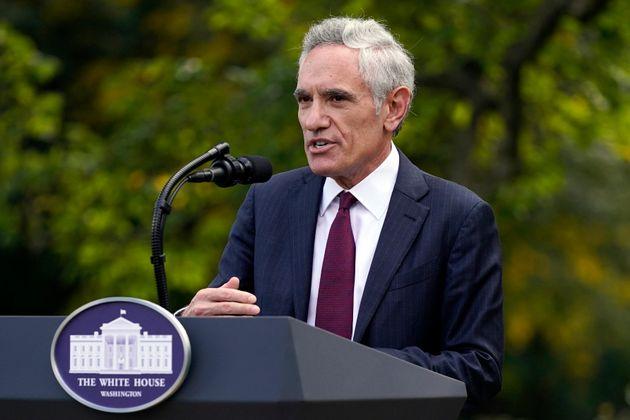 White House coronavirus adviser Scott Atlas in