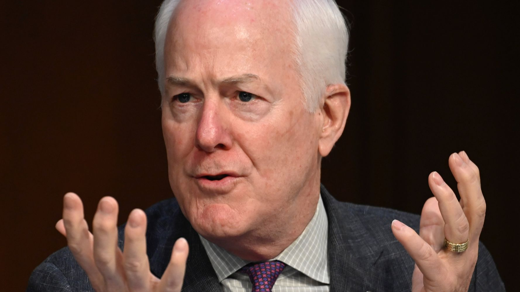 Trump Is Like The Husband Wives Can't Change, Admits GOP Sen. John Cornyn