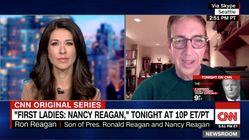 Ron Reagan Blasts 'Grifter' Trumps, Says His Dad Would Be 'Horrified' By The