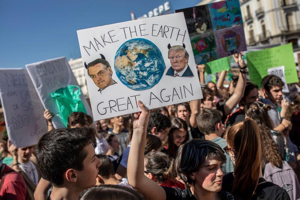 Ativistascontinuarão pressionando Biden e os parlamentares democratas para adotar uma linha...