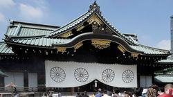 安倍晋三前首相が靖国神社を参拝 秋季例大祭にあわせてか