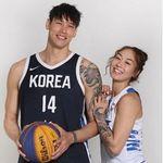 농구선수 김소니아가 이승준과 법적 부부라고 최초로